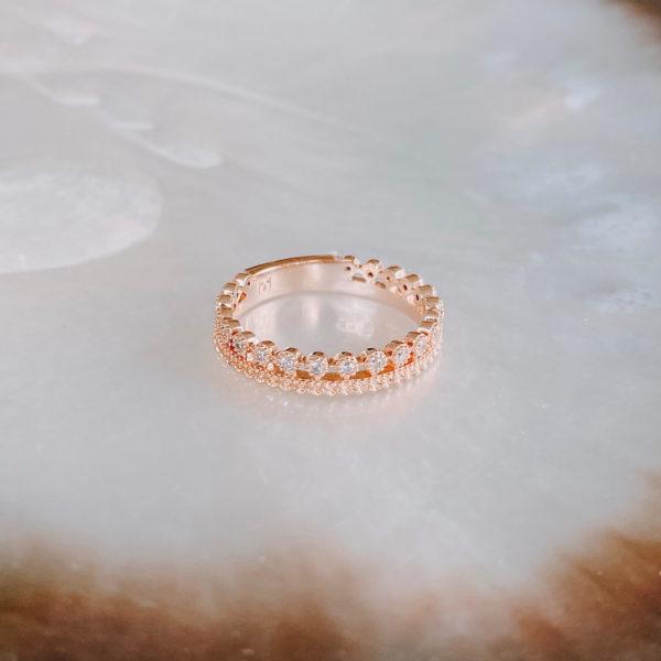 Bague Louise Martinique - Boutique de bijoux mode Cénélia