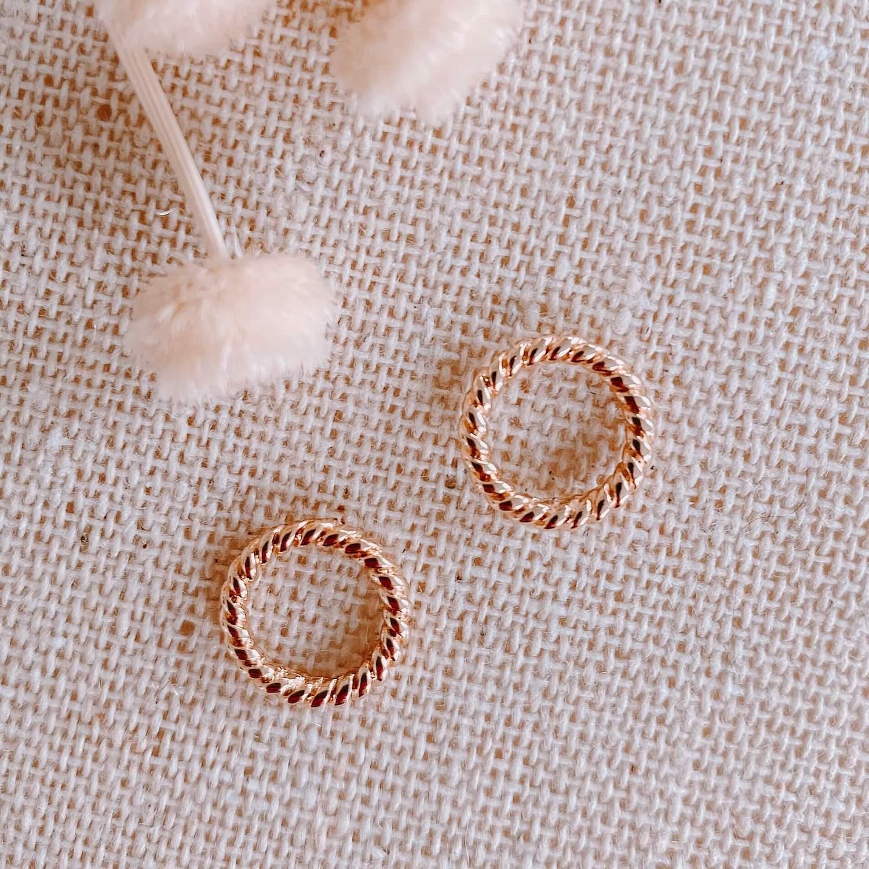 Boucles Claire - Cénélia bijoux