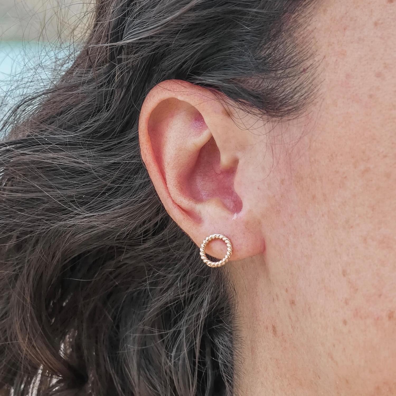 Boucles Claire - boucles d oreilles Cénélia