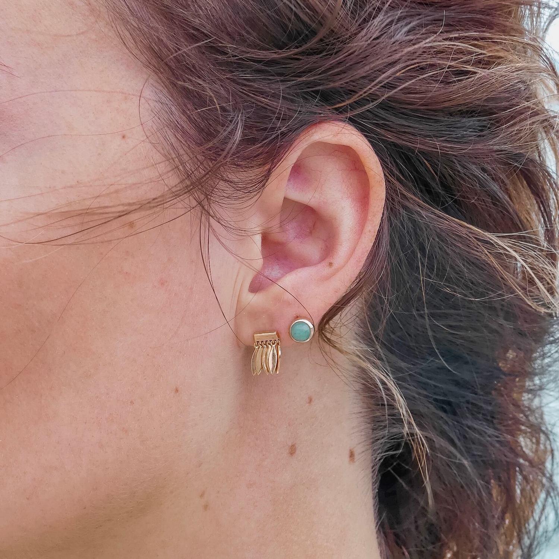 Boucles Karen - Cénélia bijoux
