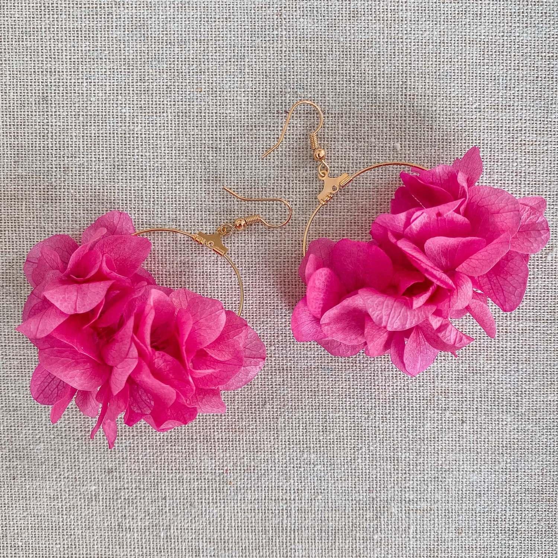 Boucles en fleurs Cénélia - Playa Paraiso