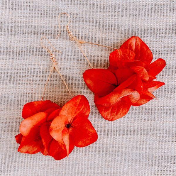 Boucles fleuries Flamenco Beach - Cénélia