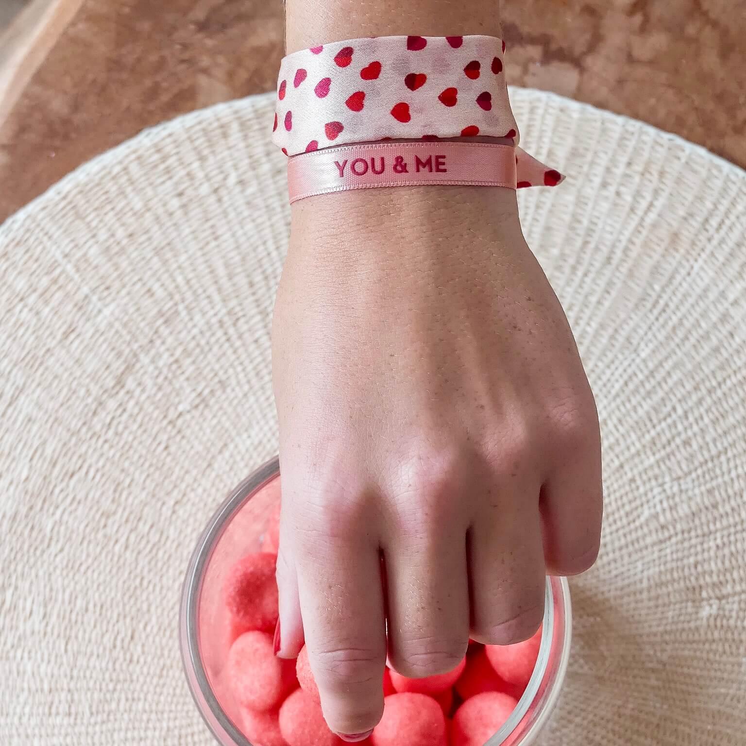Bracelet en soie - Bracelets mode femme Cénélia