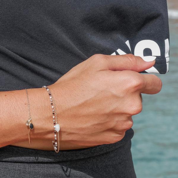 Bracelet fin femme - Bijou Cénélia