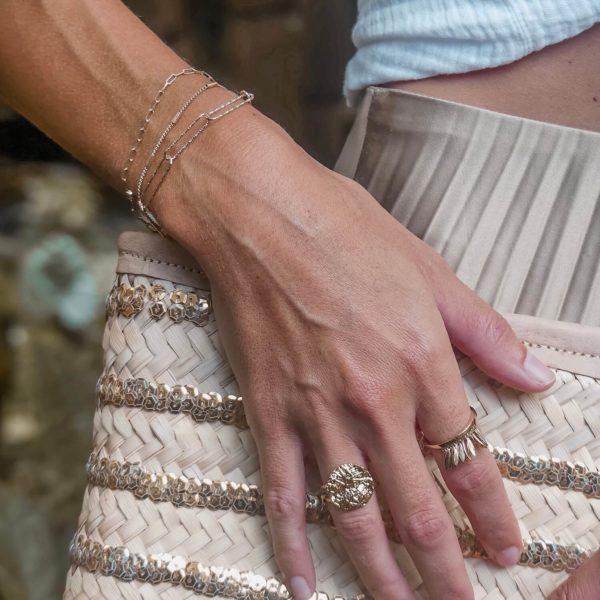 Bracelet fin femme - Cénélia