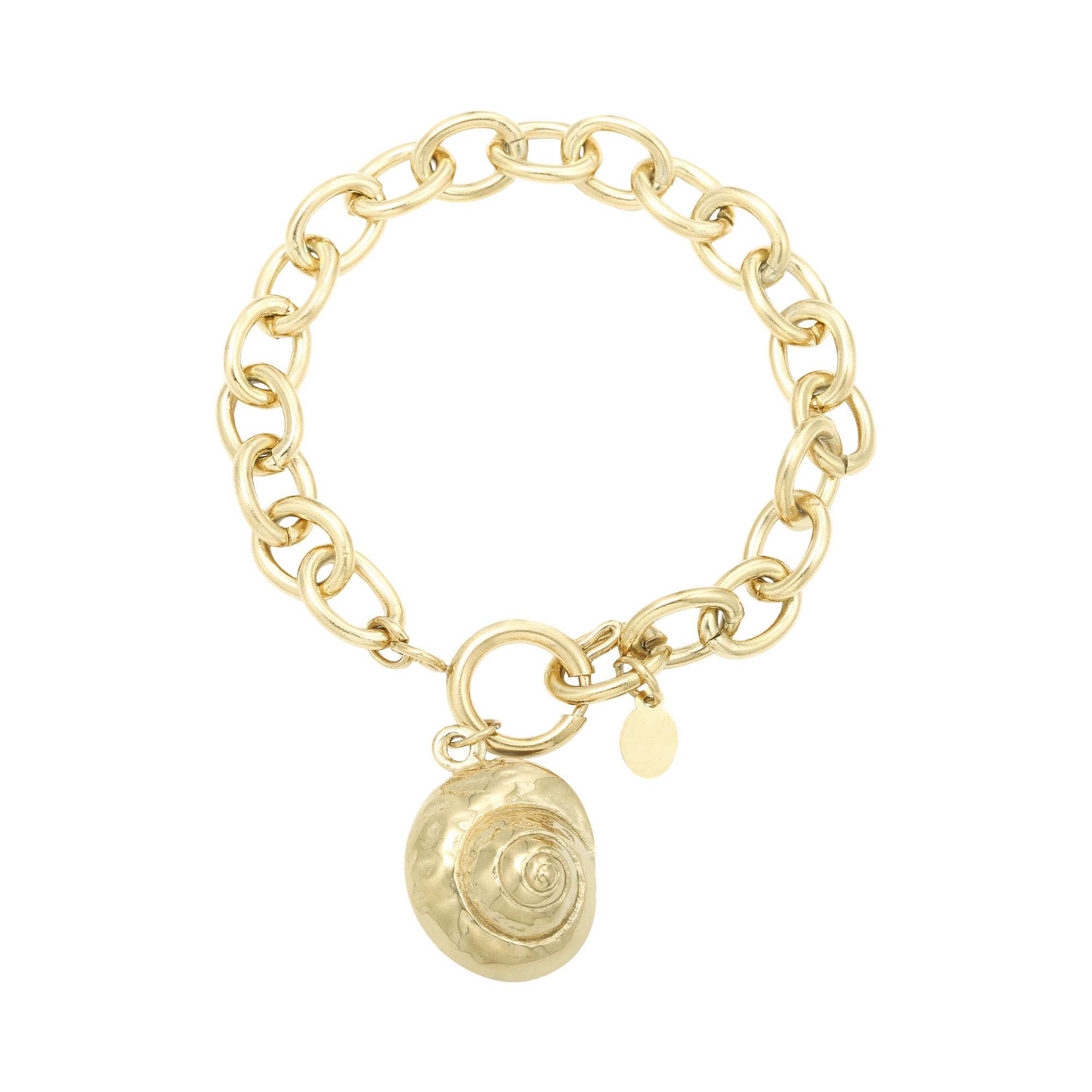 Bracelet gros maillons   bracelet mode femme   Laurène   Cénélia