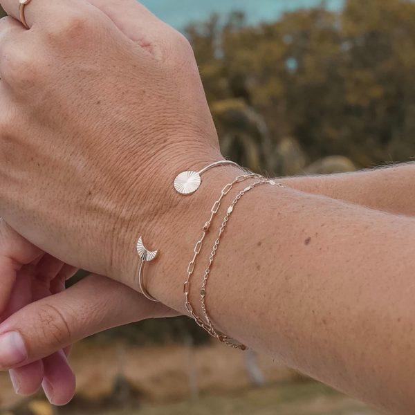 Bracelets femme Cénélia Martinique - Loane - Jade