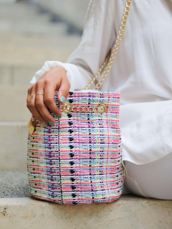 Cénélia - Sac seau Joy - Sac haute couture