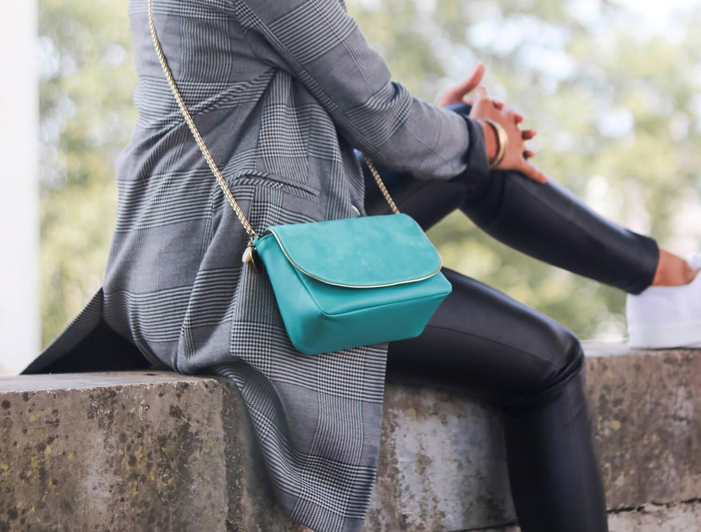 Cénélia - maroquinerie française - sac femme mode made in France
