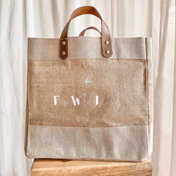 Cabas From Wild Islands - Mini bag FWI Cénélia
