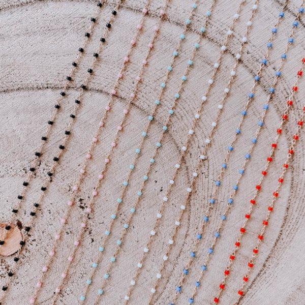 Collier Cénélia - Collier petites perles