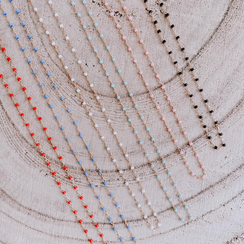 Collier Jana Cénélia - Collier fin petites perles