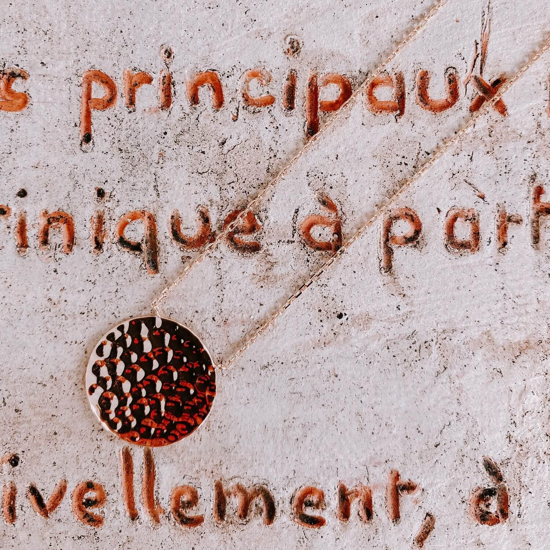 Collier Micheline - Collier Cénélia Martinique