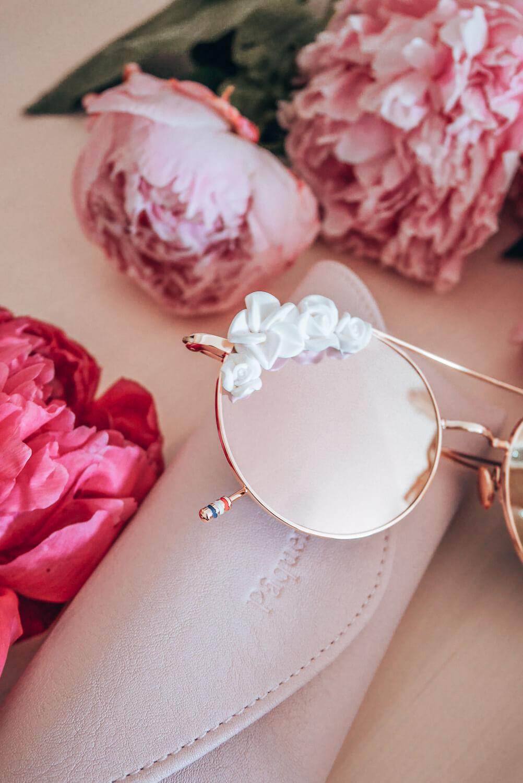 Lunettes de soleil bohème - lunettes mariage - Solène - Cénélia