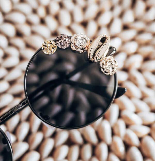 Lunettes de soleil originales - Lunettes de soleil mode Chloé Cénélia