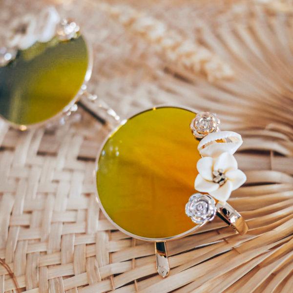 Lunettes de soleil tendance - lunettes polarisées femme - Cénélia - Gaëlle