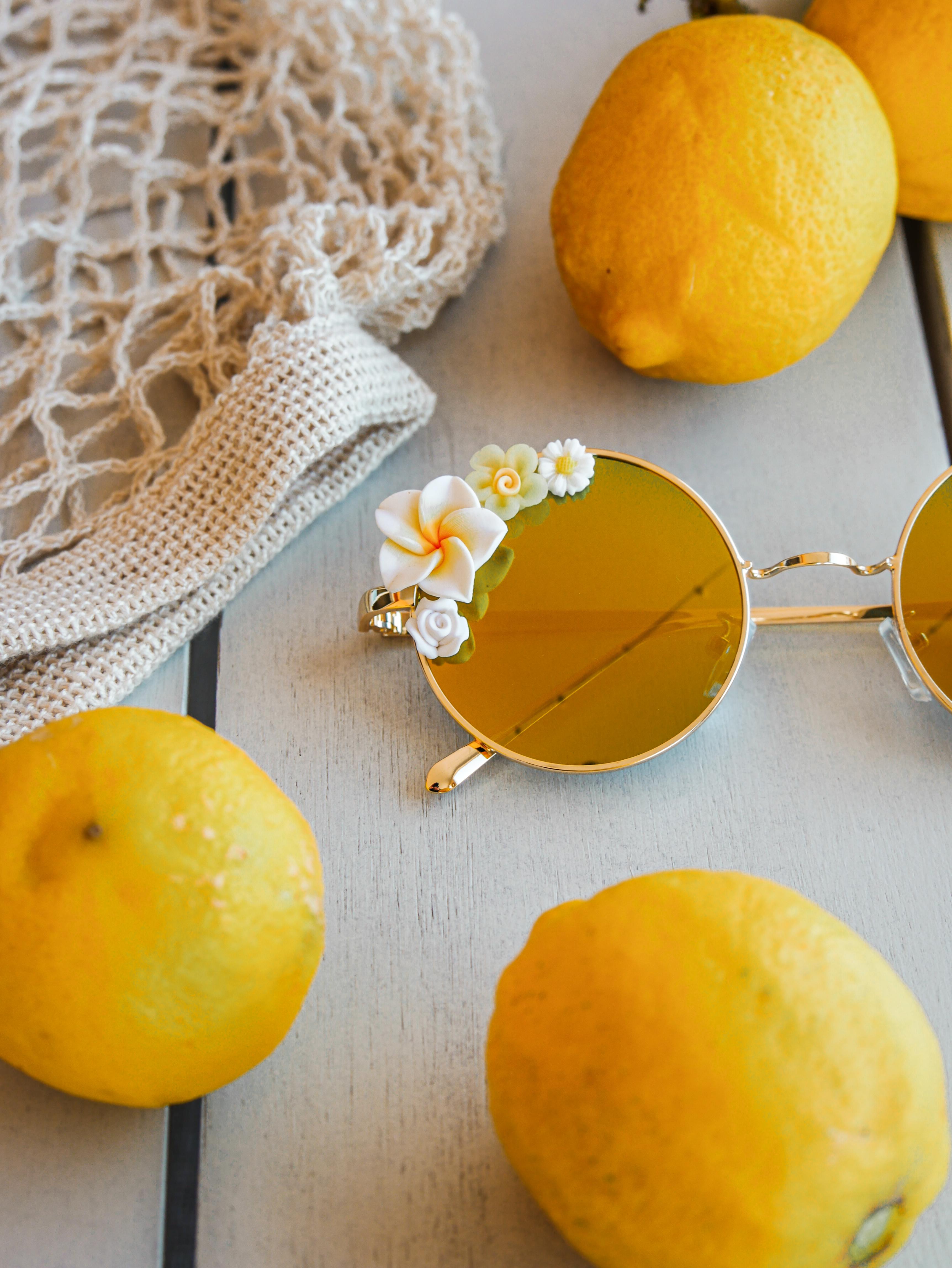 Lunettes polarisées fleuries | lunettes de soleil femme mode | Cénélia | Martha