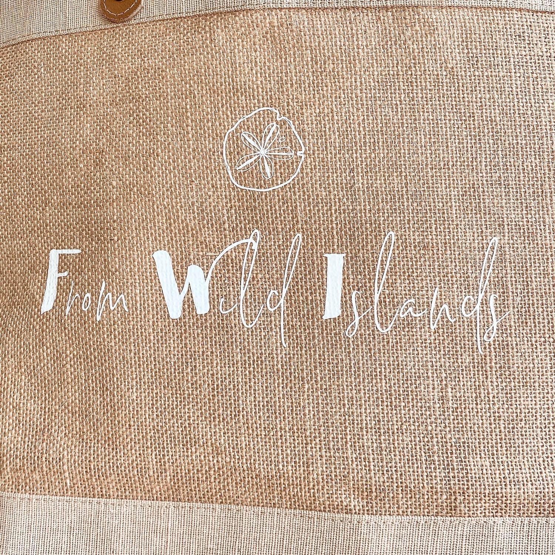Sac From Wild Islands - Grand cabas FWI - sac Cénélia