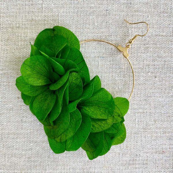 boucles d oreilles en fleurs Cénélia - Bayahibe