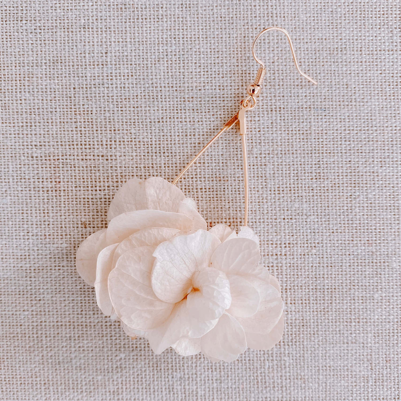 boucles d oreilles fleurs Boca Chica - bijoux Cénélia
