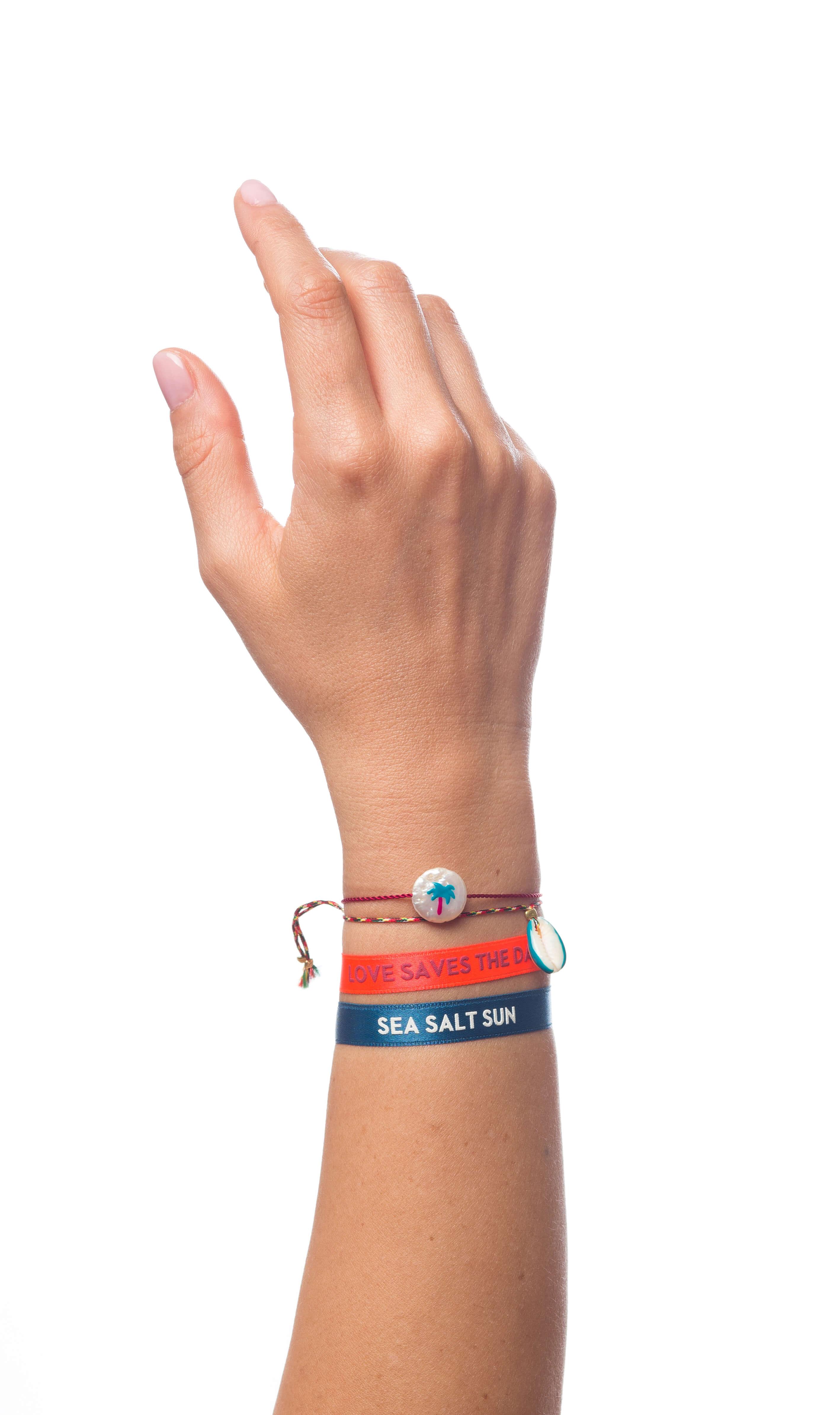 bracelet à message - bracelet mode femme - Cénélia - bracelet été