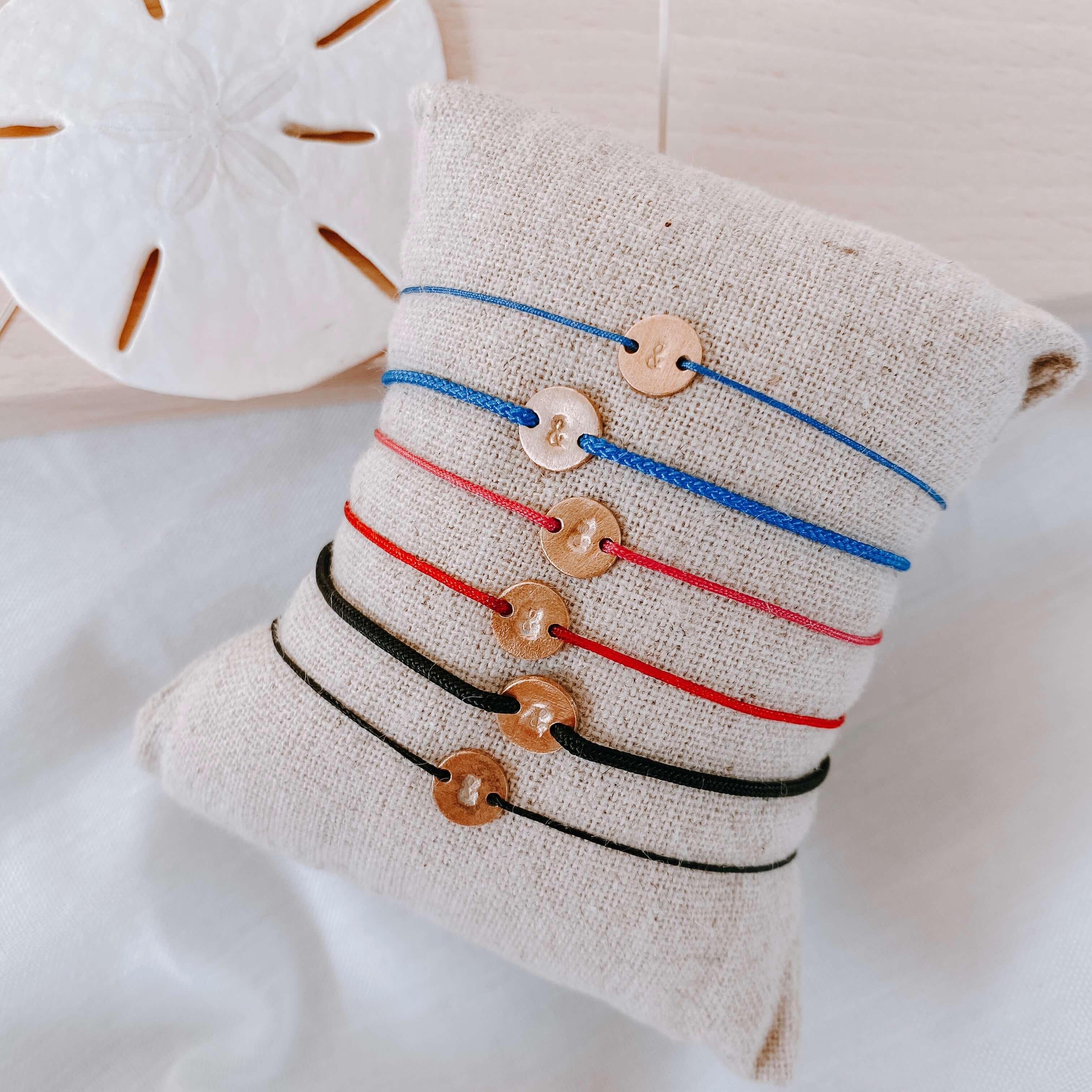 bracelet couple Cénélia - Caly Koa