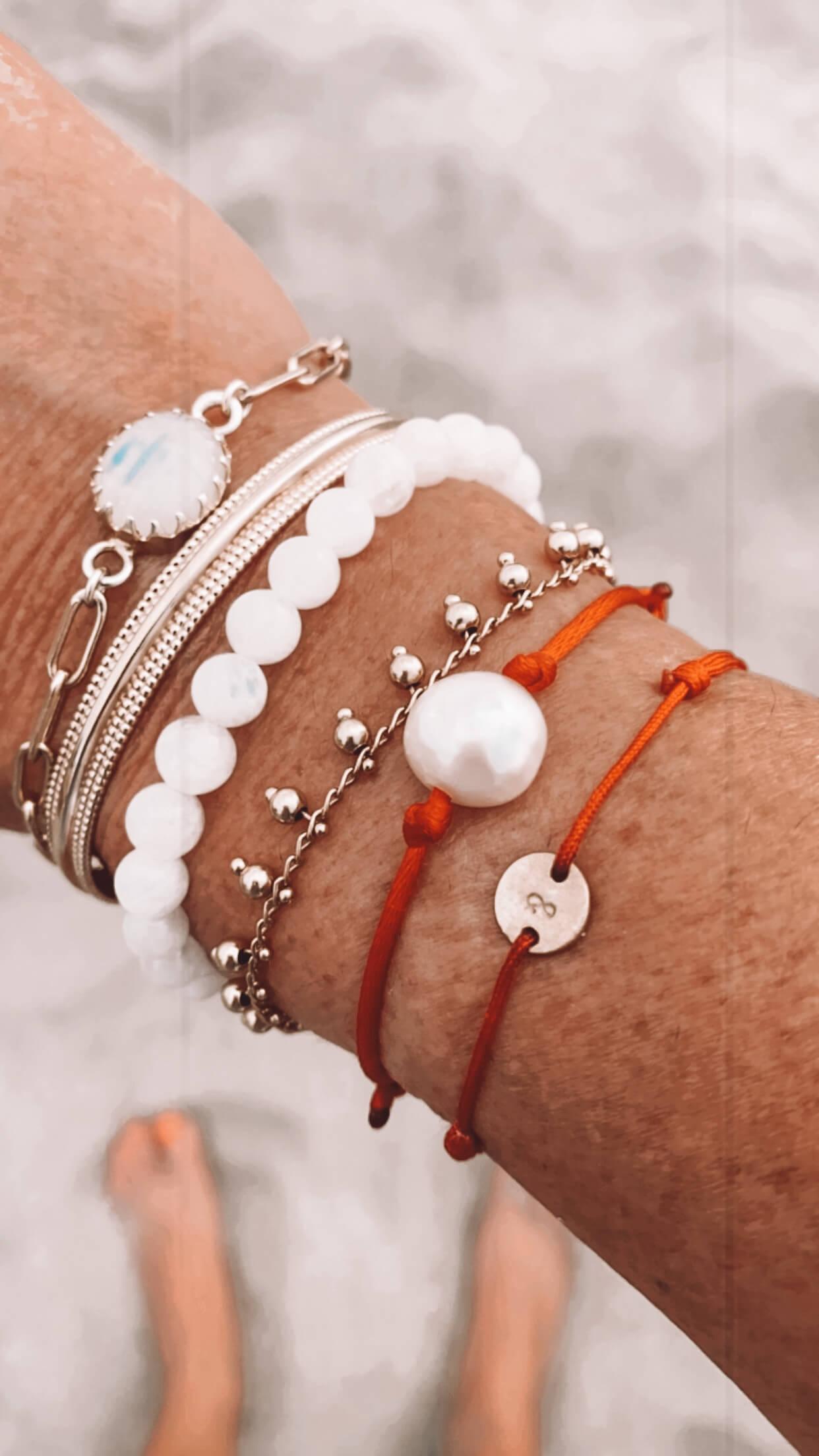 bracelet couple - bracelet Cénélia - Caly Koa