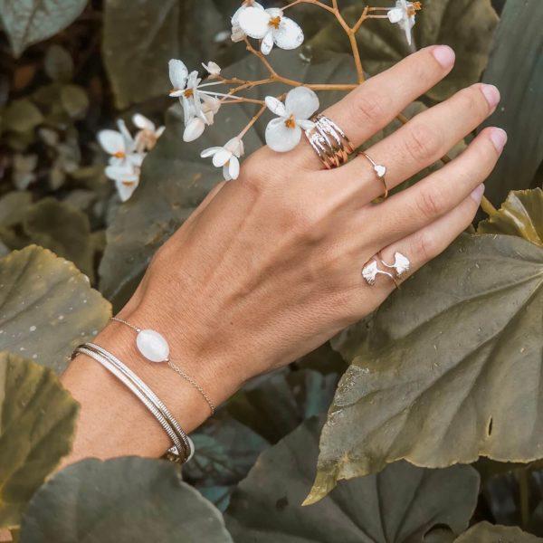 bracelet pierre naturelle - Bracelet femme Martinique Cénélia