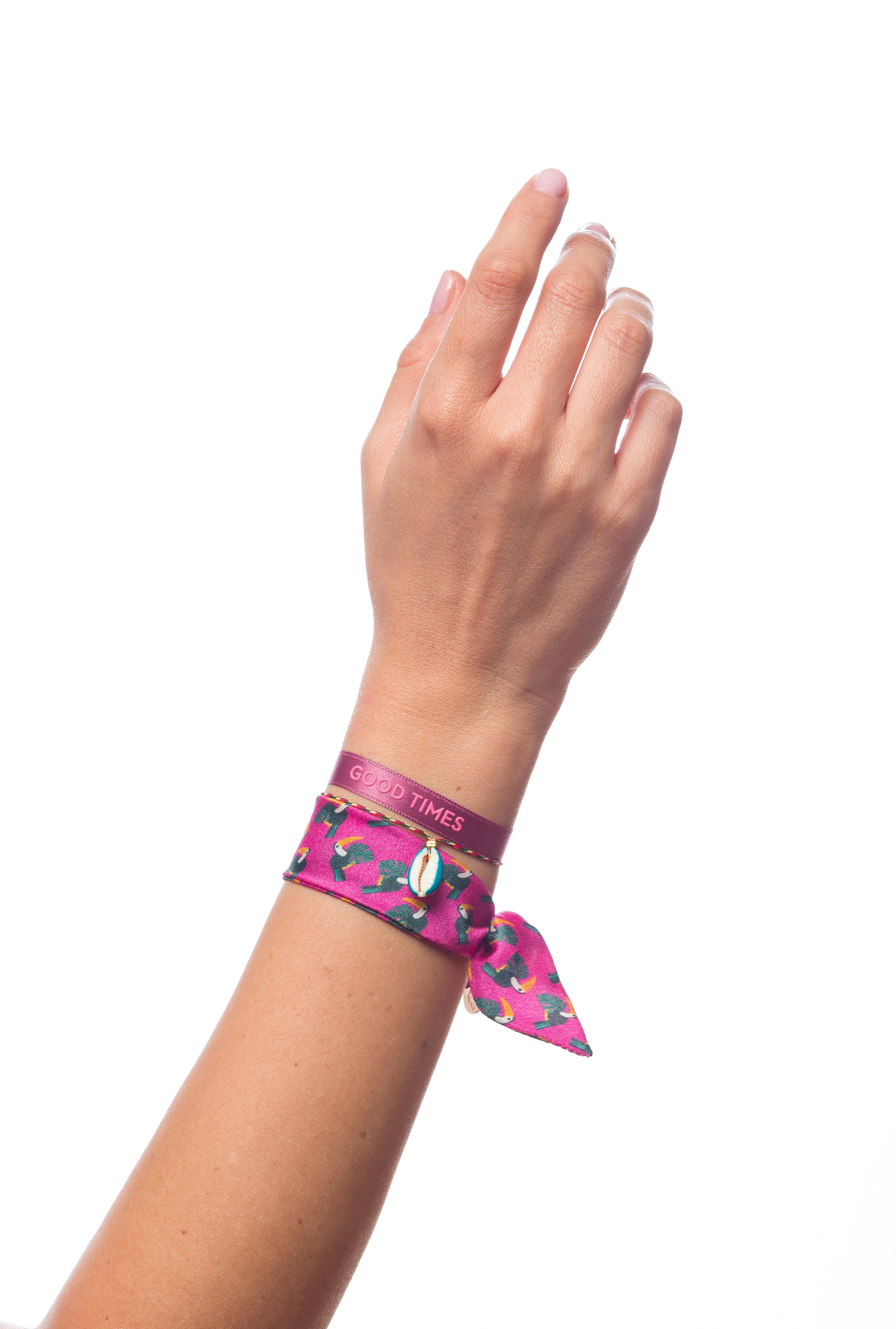 bracelet toucan | bracelet femme | Sinnamary | Cénélia