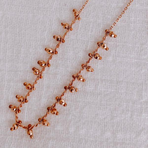 collier ras de cou Charlotte - Cénélia