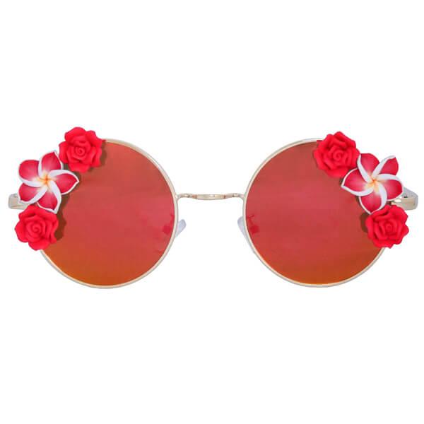 lunettes de soleil rondes Cénélia - Éléna
