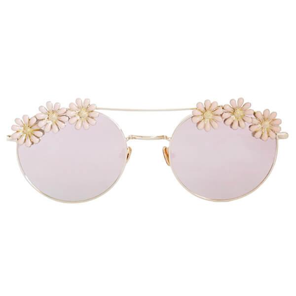 lunettes de soleil rose - Cénélia - Inès