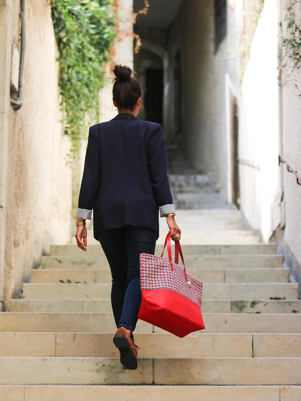 sac cabas femme - Cénélia - sac à main mode