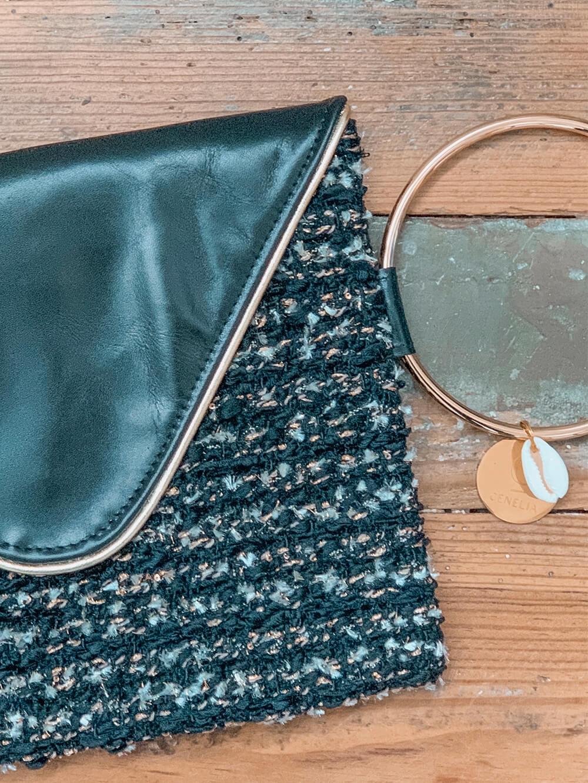 sac femme tendance - Cénélia - pochette de soirée