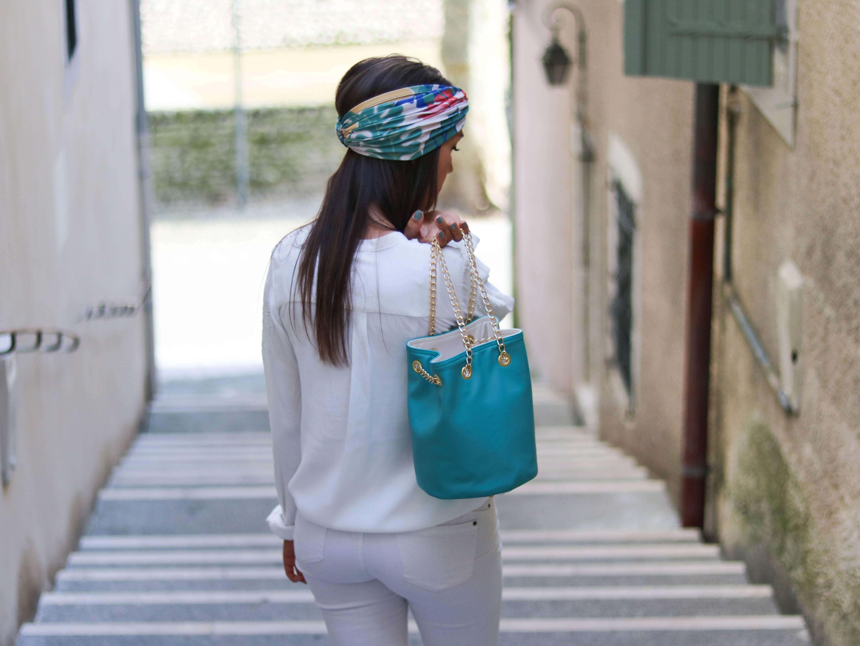 sac seau tendance cuir - sac mode femme - Lou - Cénélia